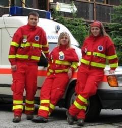 Vybavenie záchranárov
