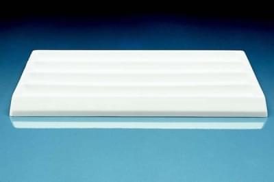 Podnos na pipety robiť zásuvky, PVC - 420x300x30 mm