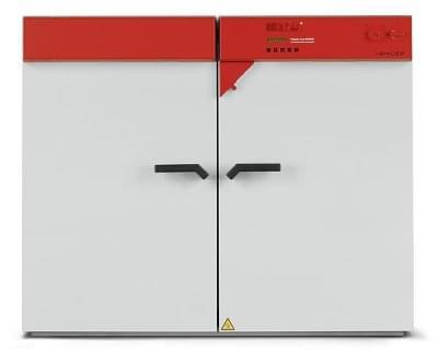 FP400 - Programovatelná sušárna BINDER s nucenou cirkulací, objem 400l