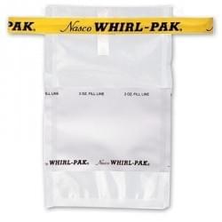 WhirlPak vrecká na vzorky