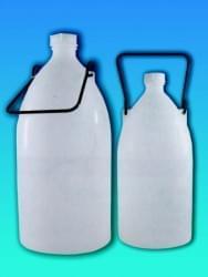 Fľaše úzkohrdlé