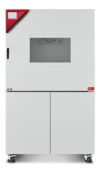 MKFT 240 - Nízkoteplotní dynamická klimatická komora pro rychlé změny teploty s regulací vlhkosti