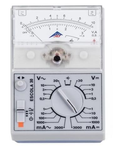 U8557330 - Multimetr ESCOLA 30