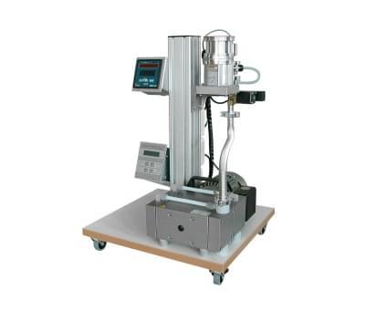 101354 - Sĺpcový turbomolekulárný vákuový systém STP/D5.1