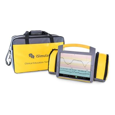 1022818 - Simulátor monitora srdcovej frekvencie plodu – CTGi