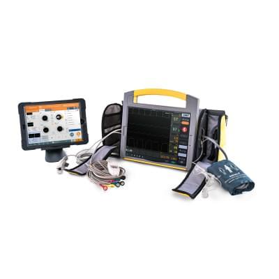 1022862 - Simulátor pacientského monitora - REALITi Go