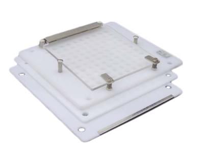 Výměnné desky pro strojek na plnění tobolek - pro 100 ks tobolek