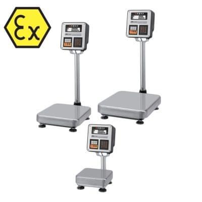 HW-100KCEP - Můstková váha ATEX