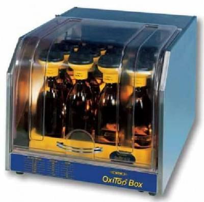 OxiTop Box - Inkubátor pro stanovení BSK
