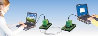 Optical Fiber Demonstration Kit