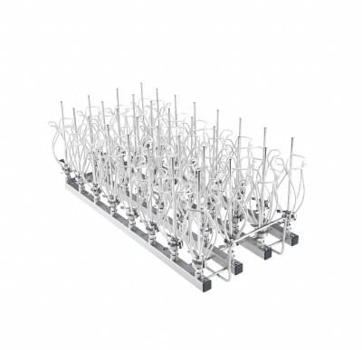 A 302/1 - Modul Miele pro laboratoní sko 4x8