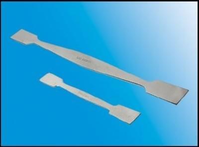 Špachtle oboustranná, 100 mm, nerezová
