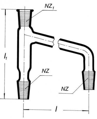 Priestupník s NZ 14/23 pre teplomer