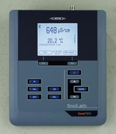 inoLab Cond 7310 - Konduktometer a TDS meter