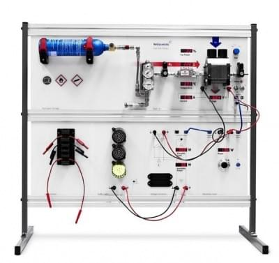 Fuel Cell Trainer - 50 W Fuel Cell Training System