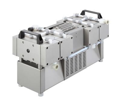412783-02 - Membránová výveva MPC 1201 T - pre použitie v oblasti chémie 230/400V 50/60Hz