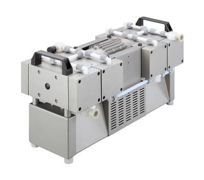 412781-02 - Membránová výveva MPC 2401 E - pre použitie v oblasti chémie 230/400V 50/60Hz