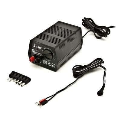 5011 - Napájecí zdroj ss napětí, přepínací 3V, 4.5V, 6V, 7.5V, 9V, 12V, Max 2A