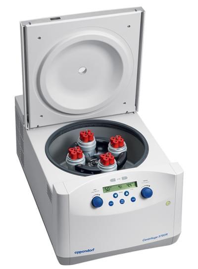 5702 R - Centrifúga chladená (bez rotora)