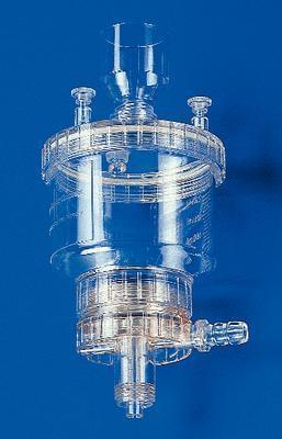 Zariadenie plastové pre membránovú filtráciu - komplet