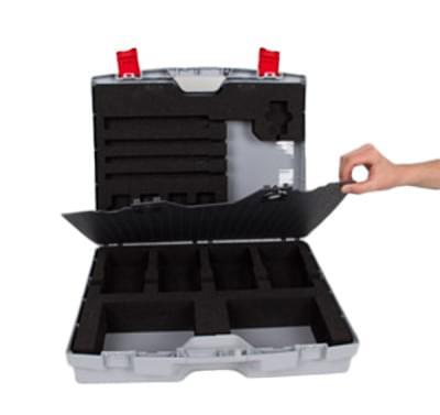 Kufrík pre MOBILE-CASSY 2 moduly a senzory