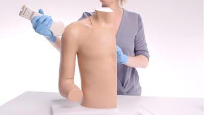 70202 - Trenažér pre zavedenie injekcie do ramena pod ultrazvukom