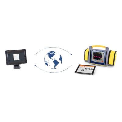8001015 - Modul diaľkového ovládania pre simulátor pacientskeho monitora REALITi360