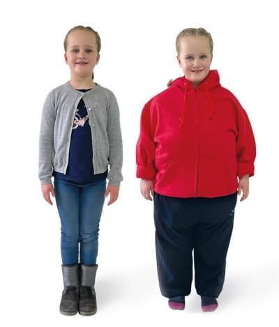 8003 - Simulátor dětské obezity PAT Junior