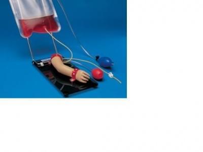 S408 - Model paže pro výuku injekce u novorozence