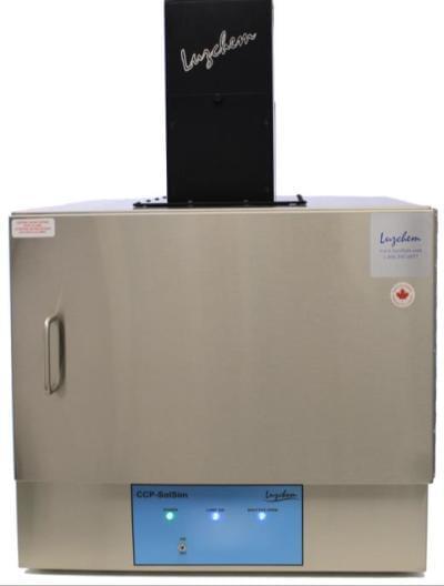 CCP-SolSim - fotoreaktor pro solární simulaci