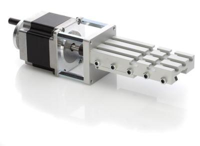 CNC priečne sane s posunom 80mm