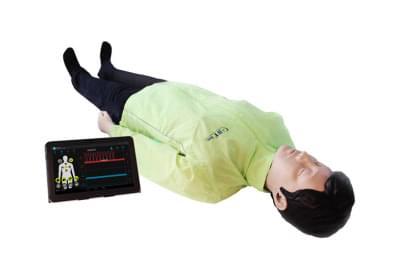 Nácvikový KPR simulátor