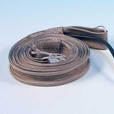 Topný pás - HBS, max. 450°C, 2,0 m, 500W