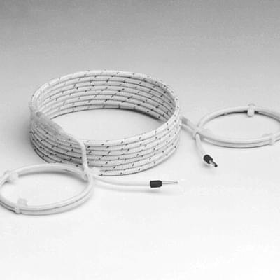 Topný kabel - HS, max 450 °C, 4,0 m, 500W