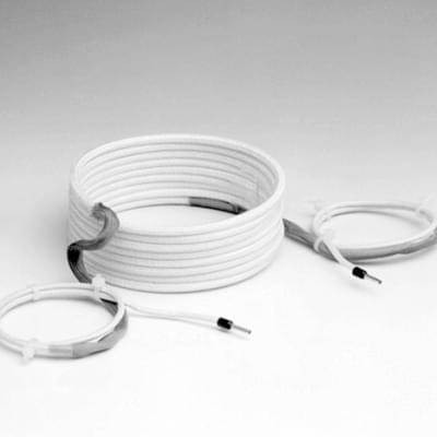 Topný kabel - HSQ, max 900 °C, 1,0 m, 170W