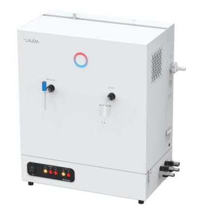 Destilační přístroj pro dvojitou destilaci