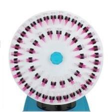 Disk s držáky zkumavek 1,5 ml (Ø10mm)