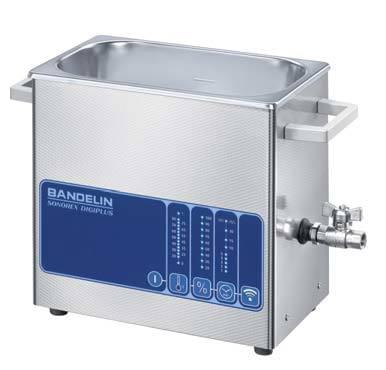 DL102H - Ultrazvukový kúpeľ DL 102 H