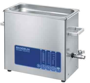 DL255H - Ultrazvukový kúpeľ DL 255 H