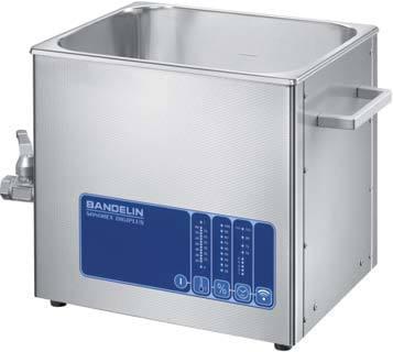 DL510H - Ultrazvukový kúpeľ DL 510 H