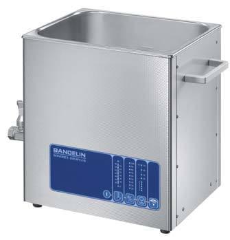 DL512H - Ultrazvukový kúpeľ DL 512 H