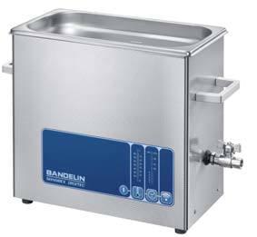 DT255H - Ultrazvukový kúpeľ DT 255 H