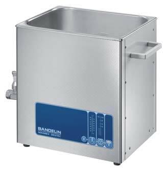 DT512H - Ultrazvukový kúpeľ DT 512 H