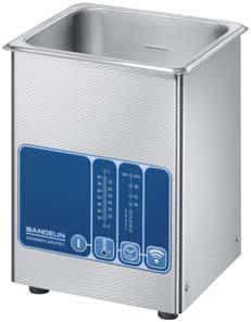 DT52H - Ultrazvukový kúpeľ DT 52 H