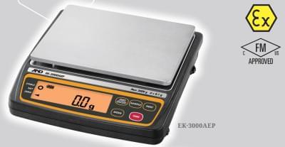 EK-3000AEP - Jiskrově bezpečné kompaktní váhy