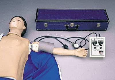 LF03204 - Simulátor krvného tlaku pre resuscitačné figuríny