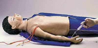 LF03214 - Ruka pre nácvik injekcie pre resuscitačné figuríny
