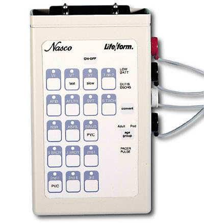 LF03670 - Interaktívny EKG simulátor