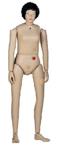 AR1000 - Cvičná ženská výučbová figurína Bedford vyššej kategórie