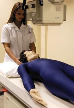 AR10A - Figurína pre polohovanie k radiografickému vyšetreniu